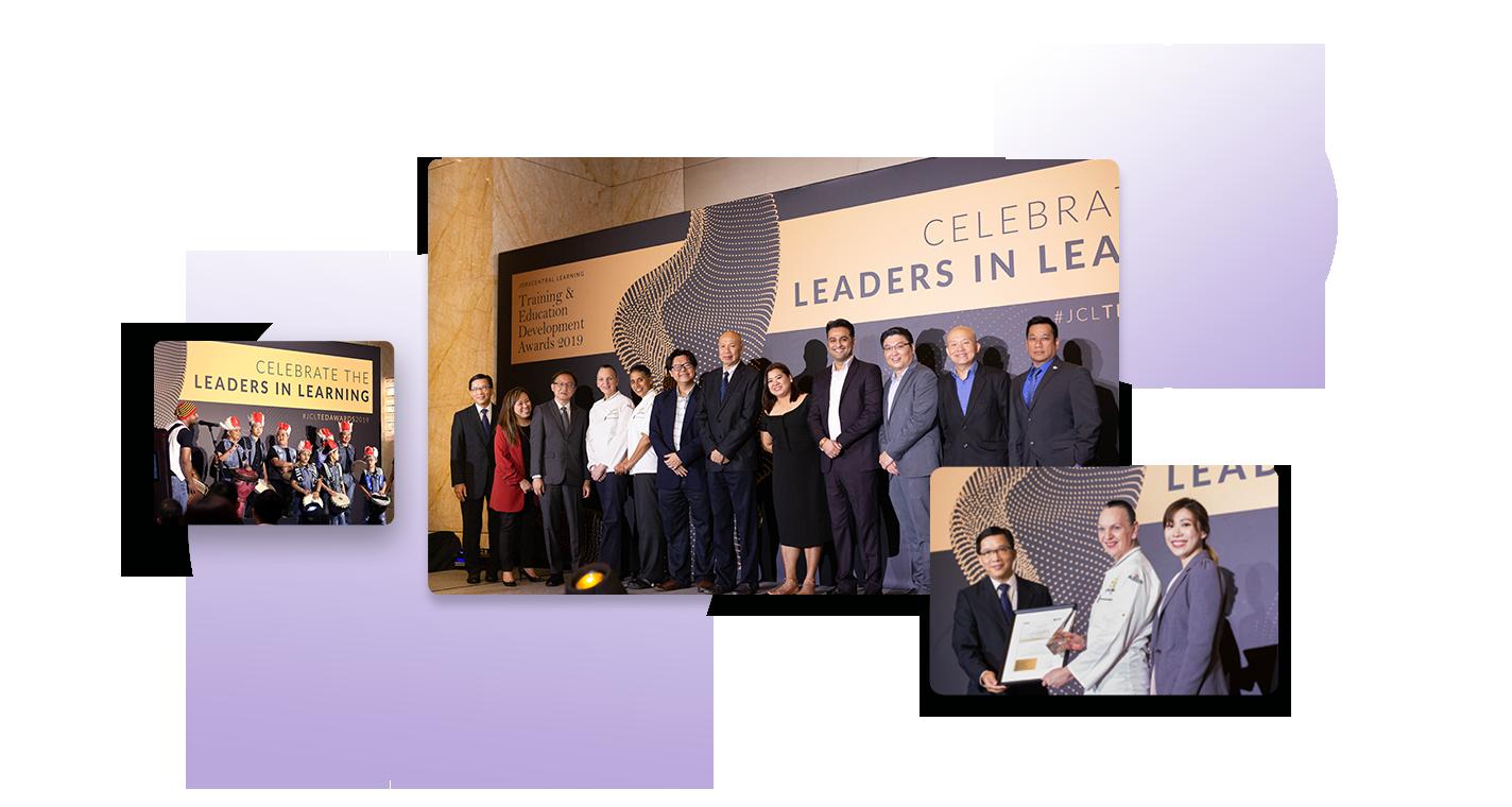 jobsCentral Learning T.E.D. Awards